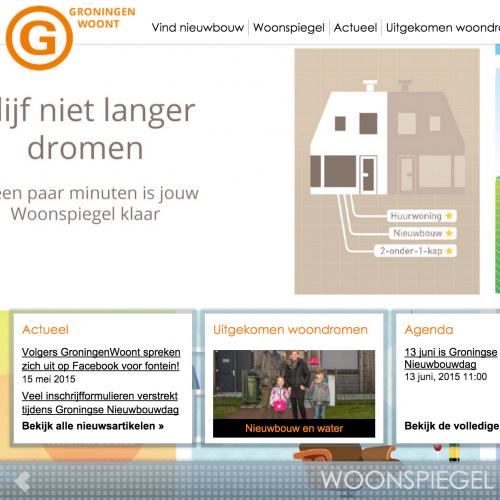 Groningen woont