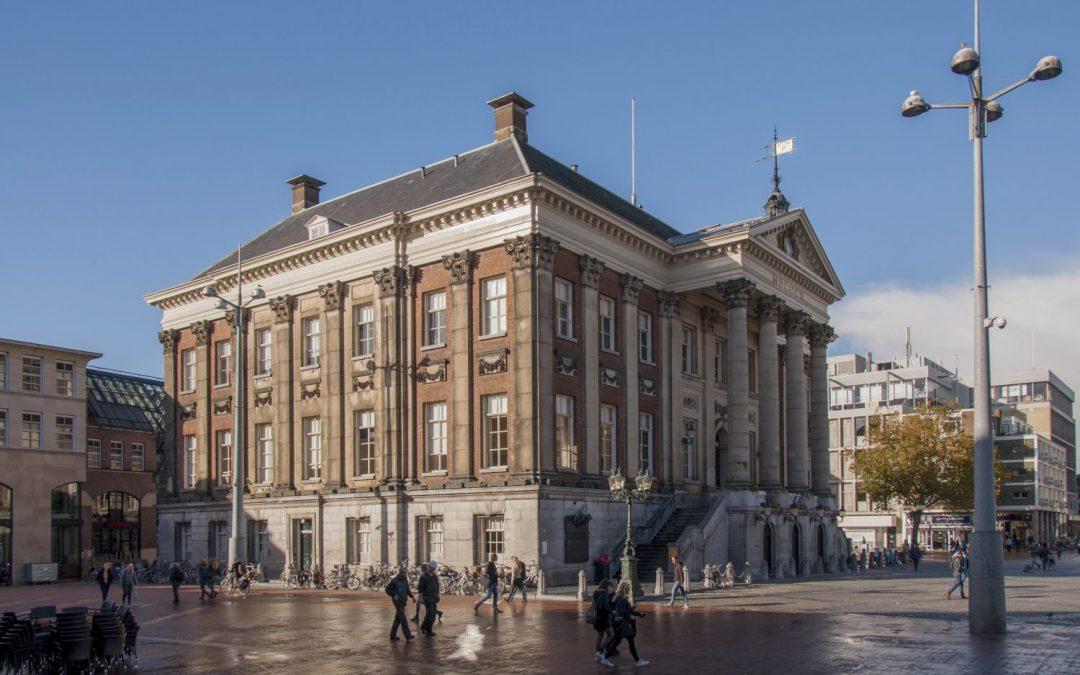 Verhuizen binnen gemeente Groningen